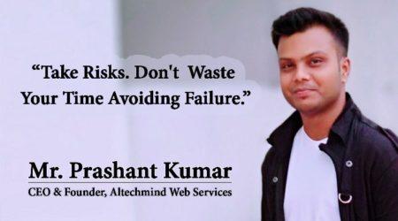 Mr. Prashant Kumar