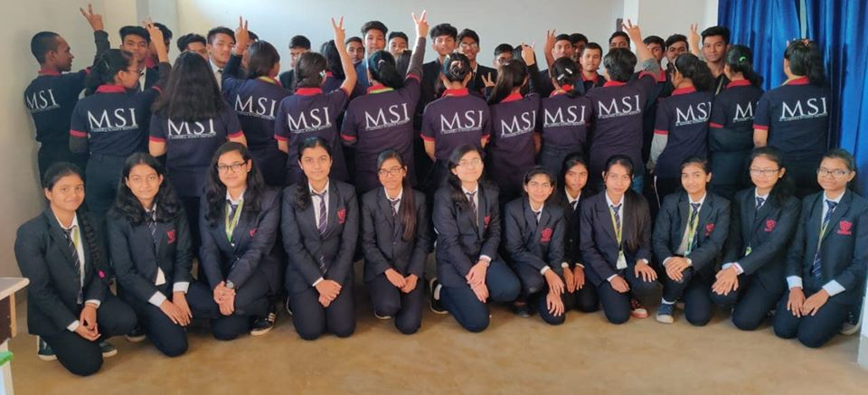MSI Students