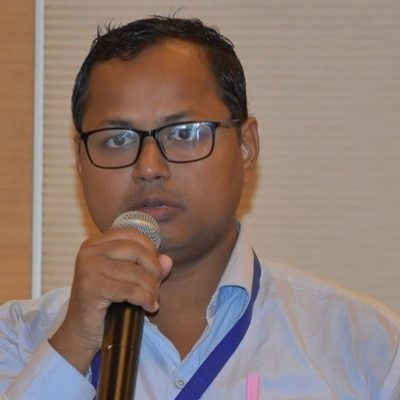 Prof & Dr. Sanjay Rout