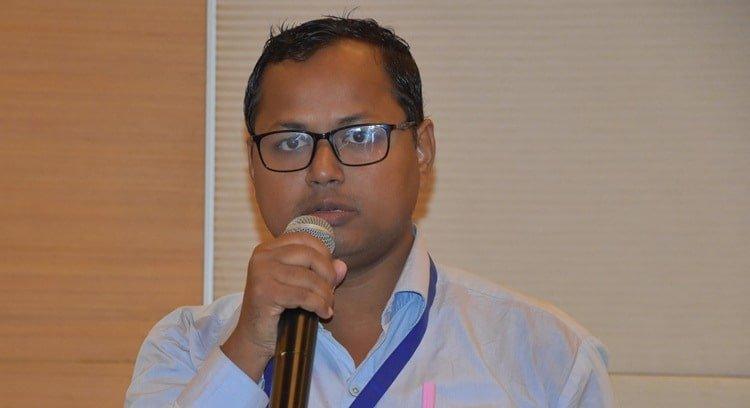 Prof & Dr. Sanjay Rout