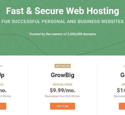 Siteground Hiked Their Shared Hosting Plan Price