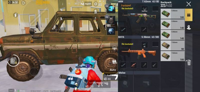Use vehicles wisely in PUBG Mobile