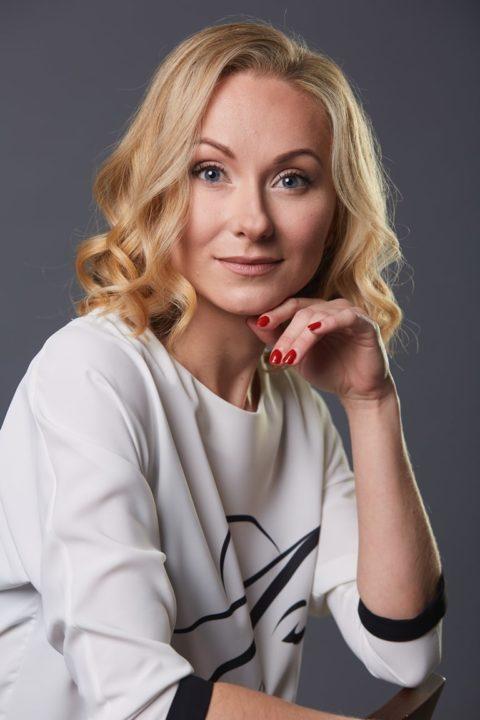 Nataliia Rzhevska