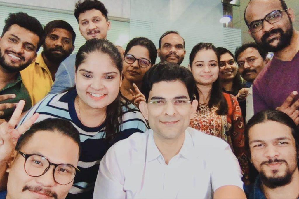 Divya Varma & Team