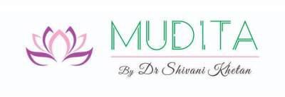 Mudita By Dr. Shivani Khetan Logo