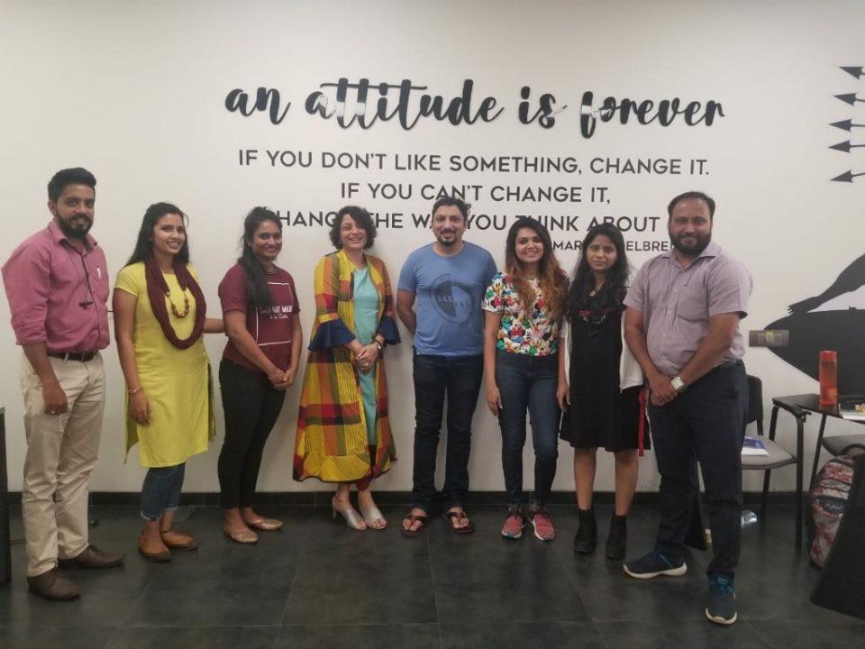 Nidhi Sharma & Teams